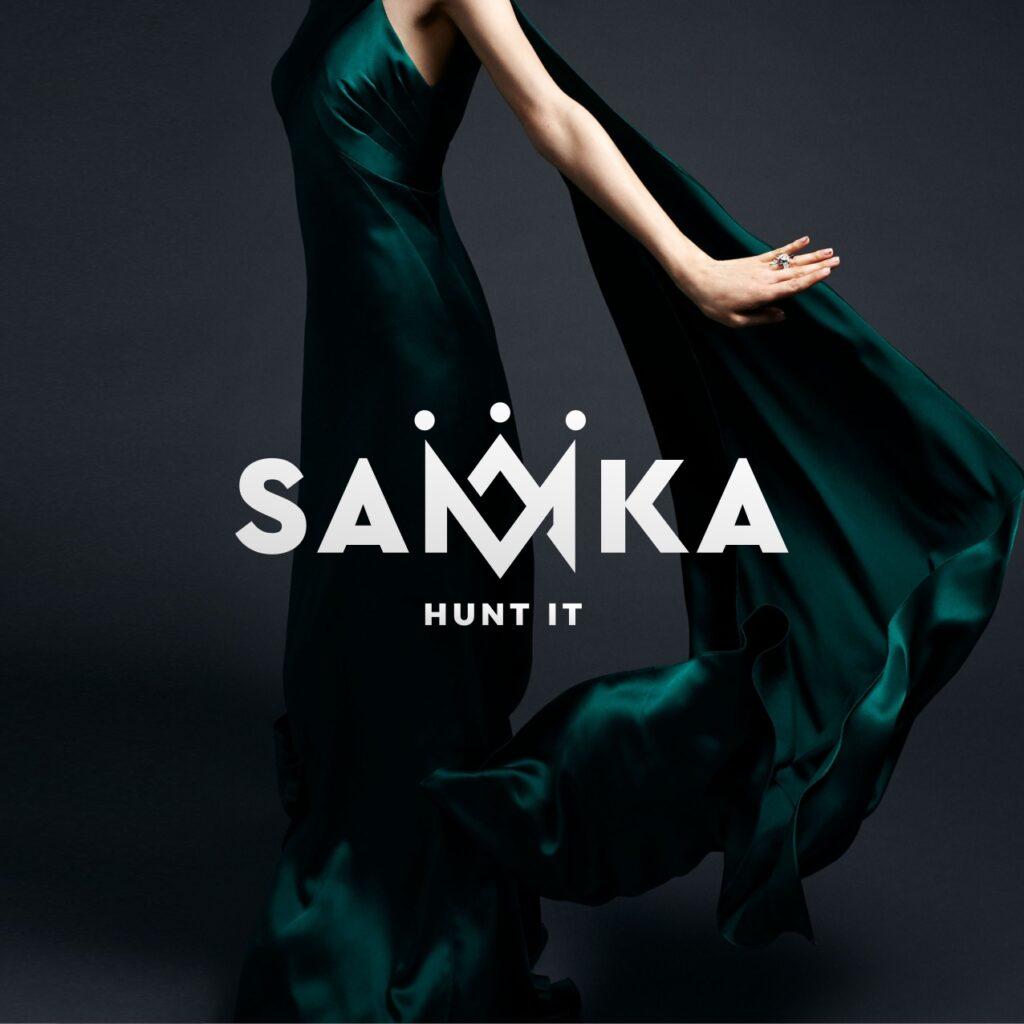 SamKa brand розробка fashion бренду від креативної агенції Партизан
